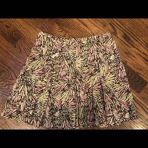 Kenneth cole mini skirt size 6